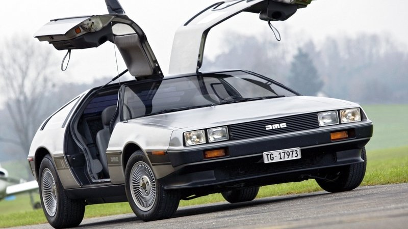Delorean Convention & Show Tech Session 2018