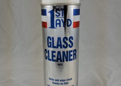 1st Ayd Glass Cleaner