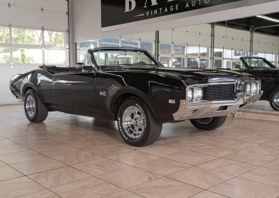 1969 Oldsmobile Cutlass 442